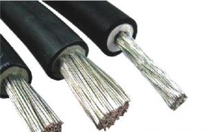 橡皮绝缘丁腈护套电机绕组引接线